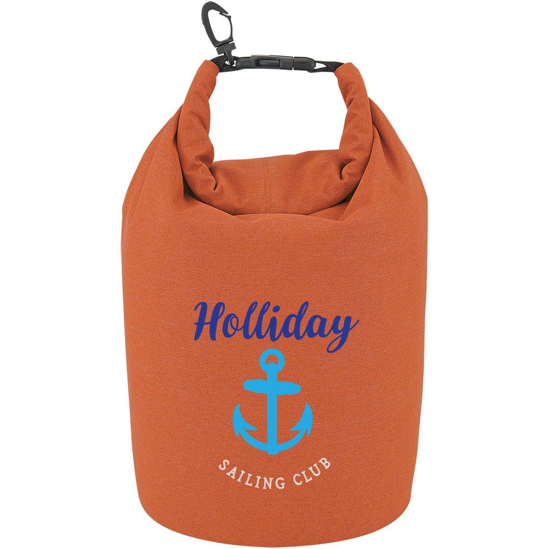 dd38eb1baffe Heathered Waterproof Dry Bag