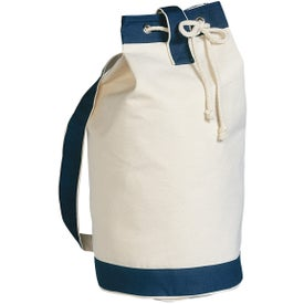 Advertising Heavy Canvas Cotton Boat Tote Bag