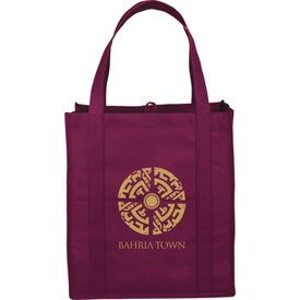 Hercules Shopping Bag Imprinted with Your Logo