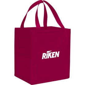 Advertising Hercules Shopping Bag