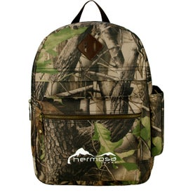 Personalized Heritage Supply Camo Computer Backpack