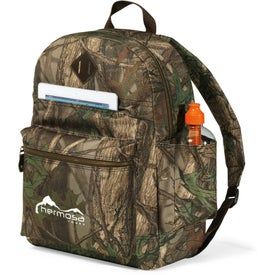 Heritage Supply Camo Computer Backpack for Your Organization