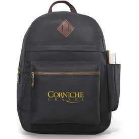 Heritage Supply Computer Backpack with Your Slogan