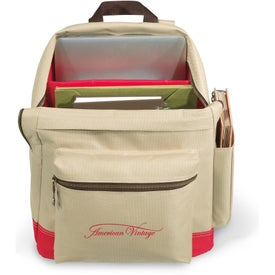 Heritage Supply Computer Backpack with Your Logo
