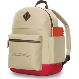 Promotional Heritage Supply Computer Backpack