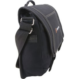 Company Heritage Supply Computer Messenger Bag