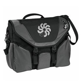 Hexi Compu-Messenger Bag