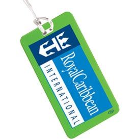 Company Hi Flyer Luggage Tag
