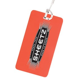 Hi Flyer Luggage Tag for Advertising