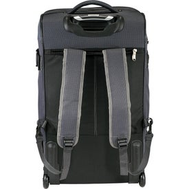 "High Sierra AT3.5 26"" Wheeled Duffel Bag Printed with Your Logo"