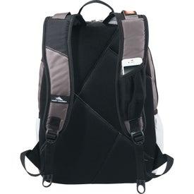 Personalized High Sierra Berserk Compu-Backpack