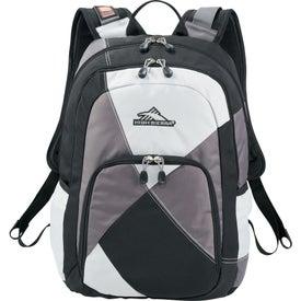 High Sierra Berserk Compu-Backpack Printed with Your Logo