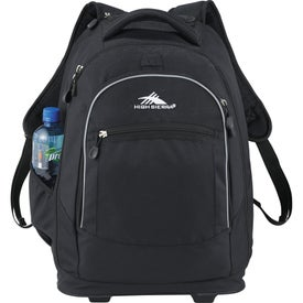 High Sierra Chaser Wheeled Compu-Backpack for your School