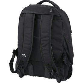 High Sierra Chaser Wheeled Compu-Backpack for Your Company