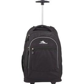 Logo High Sierra Chaser Wheeled Compu-Backpack