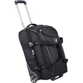 Promotional High Sierra Elite Carry-On Wheeled Duffel