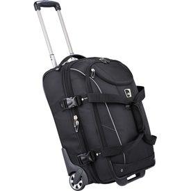 Promotional High Sierra Elite Carry-On Wheeled Duffel