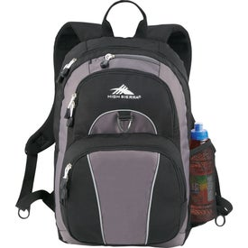 High Sierra Enzo Backpack Imprinted with Your Logo