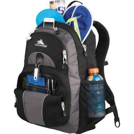 Advertising High Sierra Enzo Backpack