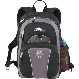 Custom High Sierra Enzo Backpack
