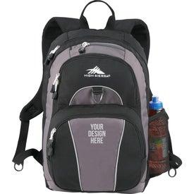 Custom High Sierra Enzo Backpack