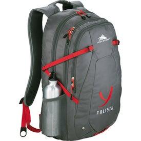 Logo High Sierra Fallout Compu-Backpack