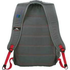 High Sierra Fallout Compu-Backpack for Customization