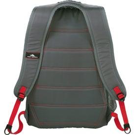 Advertising High Sierra Fallout Compu-Backpack
