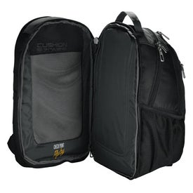 Advertising High Sierra Fly-By Compu-Backpack