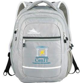 High Sierra Glitch Compu-Backpack Giveaways