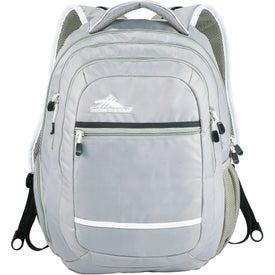 High Sierra Glitch Compu-Backpack for your School