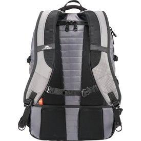 Customized High Sierra Haywire Compu-Backpack