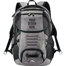 Promotional High Sierra Haywire Compu-Backpack
