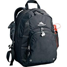 Custom High Sierra Impact Daypack