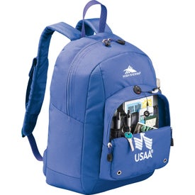 Imprinted High Sierra Impact Daypack