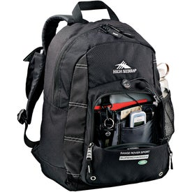 Advertising High Sierra Impact Daypack