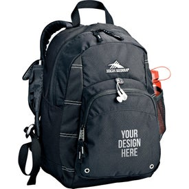 Personalized High Sierra Impact Daypack