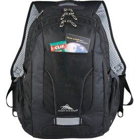 High Sierra Mayhem Compu-Backpack for Marketing