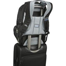 Customized High Sierra Mayhem Compu-Backpack