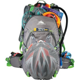 High Sierra Moray 22L Hydration Pack Imprinted with Your Logo
