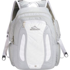 Printed High Sierra Neo Compu-Backpack