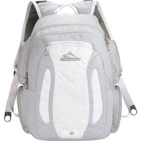 Printed High Sierra Neo Compu-Backpack