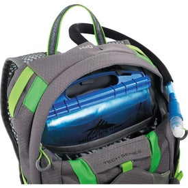 High Sierra Piranha 10L Hydration Pack Branded with Your Logo