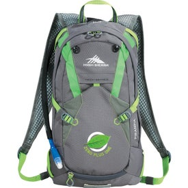 Advertising High Sierra Piranha 10L Hydration Pack