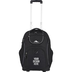 High Sierra Powerglide Wheeled Compu-Backpacks