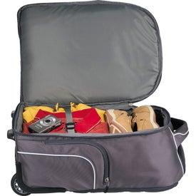 Printed High Sierra Rev Wheeled Compu-Backpack