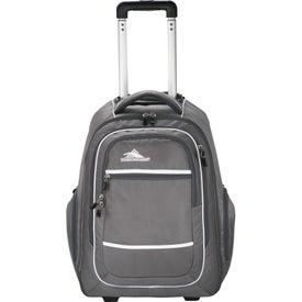 High Sierra Rev Wheeled Compu-Backpack for your School