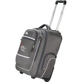 High Sierra Rev Wheeled Compu-Backpack for Promotion