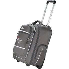 High Sierra Rev Wheeled Compu-Backpack for Promotion
