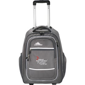 High Sierra Rev Wheeled Compu-Backpack
